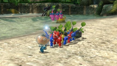 image test pikmin 3 deluxe