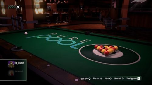 image gameplay pure pool