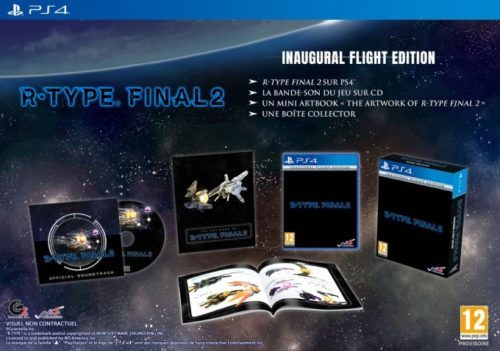 image collector r-type final 2