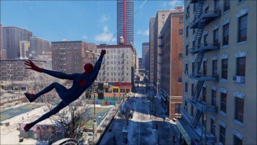 image gameplay spider man miles morales
