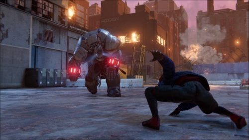 image spider-man miles morales