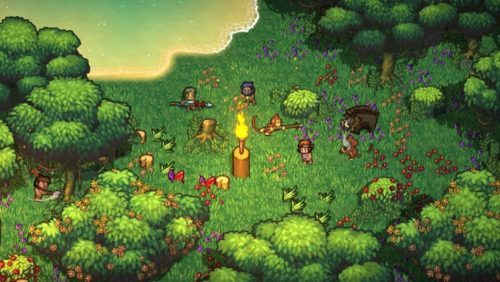 image gameplay the survivalists