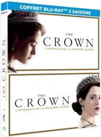 image saison 1 à 2 coffret the crown