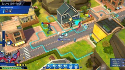 image gameplay transformers battlegrounds