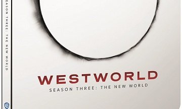 image article blu -ray 4k saison 3 Westworld