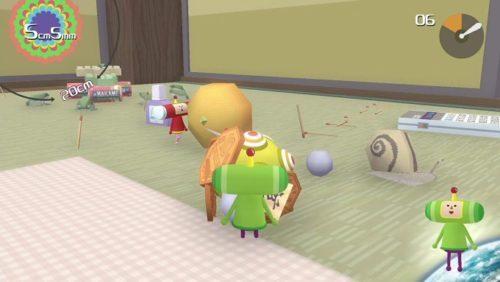 image gameplay katamari damacy reroll