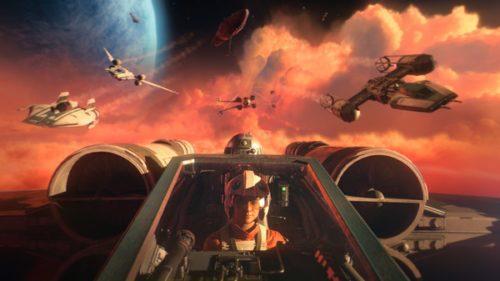 image jeu star wars squadrons