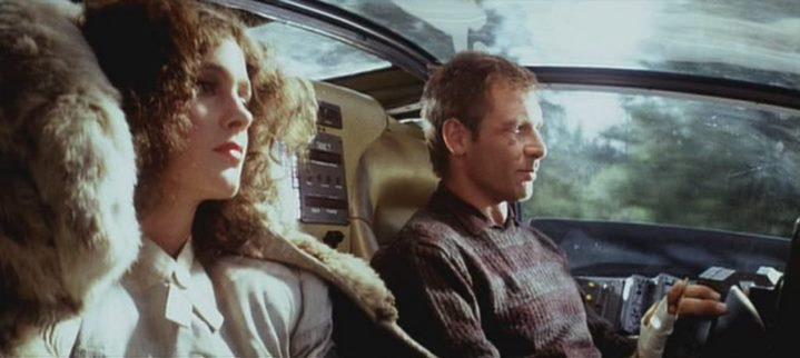 Image du happy end bucolique de la version de Blade Runner sortie en salles en 1982.