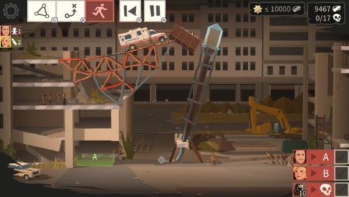 image gameplay bridge constructor walking dead
