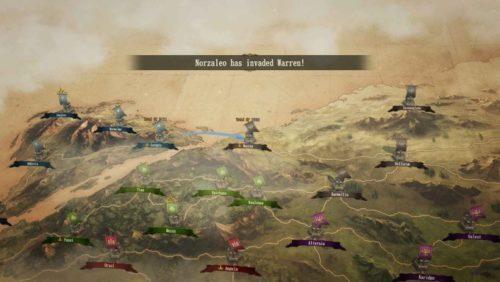 image gameplay brigandine