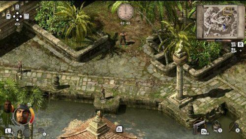 image test commandos 2 hd remaster