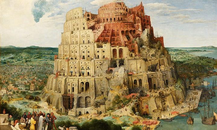 Analyse du mythe biblique de la tour de Babel et de sa peinture par Bruegel