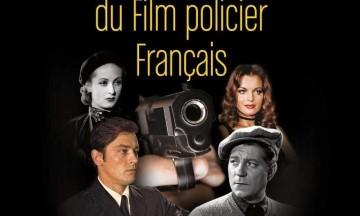 gros plan couverture encyclopédie du film policier français de patrick brion éditions télémaque