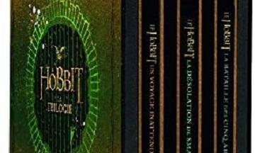 image article blu ray 4k le hobbit trilogie