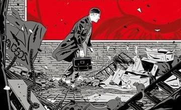 Critique de l'adaptation de 1984 de George Orwell en BD par Derrien et Torregrossa (éditions Soleil)
