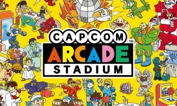 image jeu capcom arcade stadium
