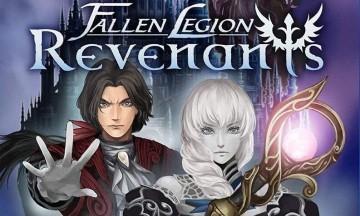 image jeu fallen legion revenants
