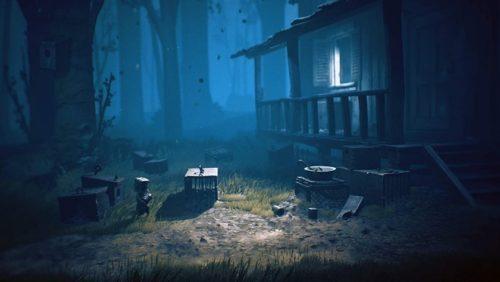 image jeu little nightmares 2