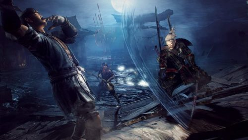image test nioh collection