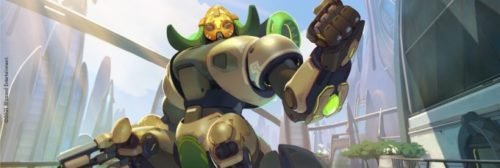 image mana books overwatch numbani