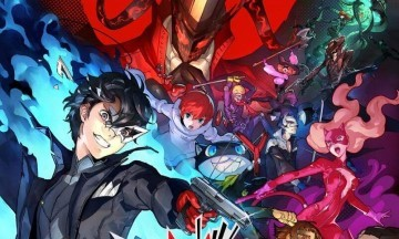 image jeu persona 5 strikers
