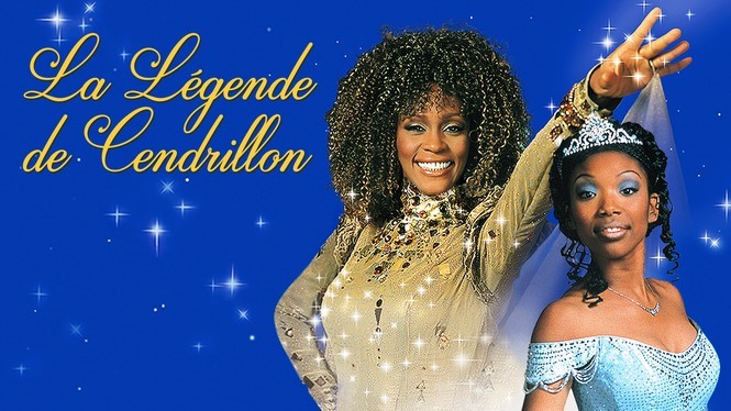 cendrillon disney avec whitney houston et brandy 1997