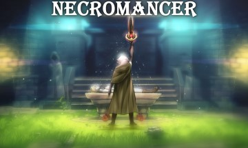 image jeu sword of the necromancer
