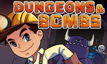 image jeu dungeons and bombs