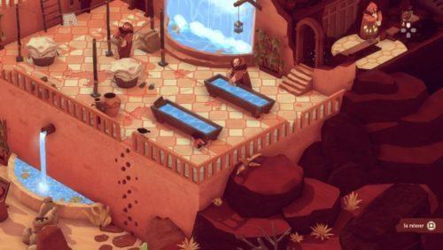 image gameplay el hijo a wild tale