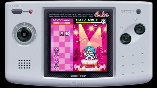 image gameplay snk vs capcom match of the millenium