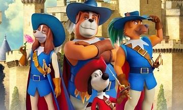 image article d'Artagnan et les trois mousquetaires
