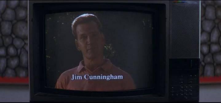 Jim Cunningham, le gourou de développement personnel incarné par Patrick Swayze.