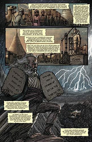 planche 4 bible comics le retour du messie éditions delcourt