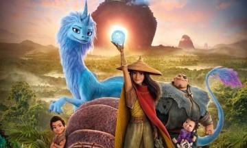 [Critique] Raya et le dernier dragon : Un film hybride inégal mais visuellement bluffant