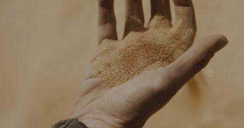 Dune sable Arrakis