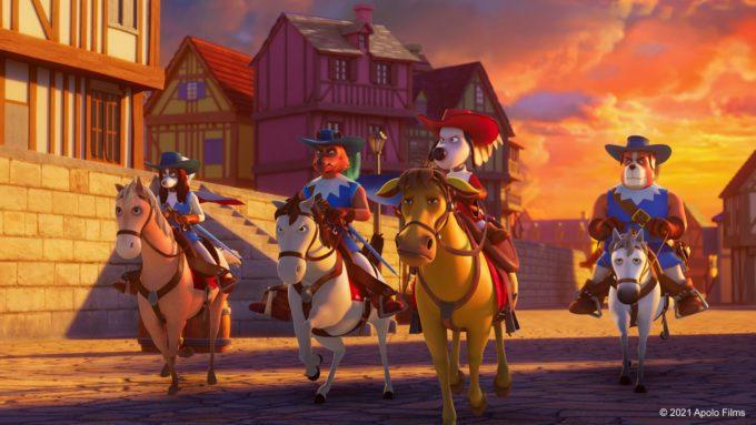 image benoit dupac d'artagnan et les trois mousquetaires