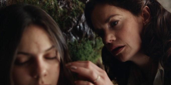 marisa coulter retrouve sa fille lyra bellacqua dans his dark materials