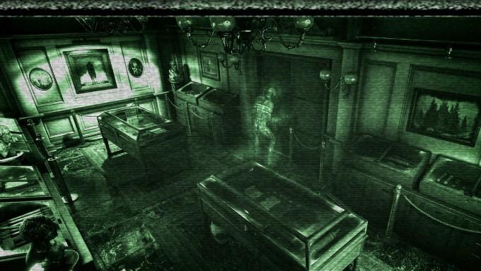 capture du jeu vidéo song of horror sur ps4
