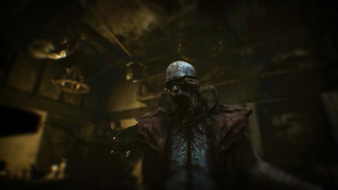the presence dans le jeu vidéo horrifique song of horror de protocol games
