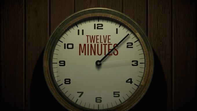 horloge jeu vidéo 12 minutes