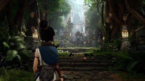 image gameplay kena