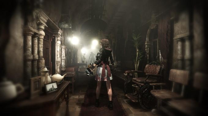 capture jeu vidéo tormented souls
